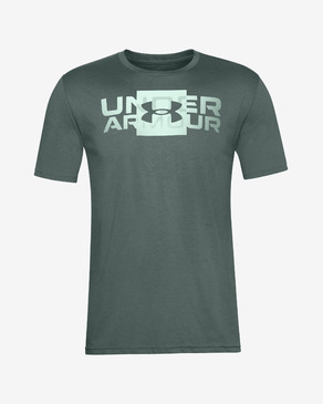 Under Armour Box Logo Wordmark T-shirt