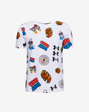 Under Armour Hoops Sticker Kids T-shirt