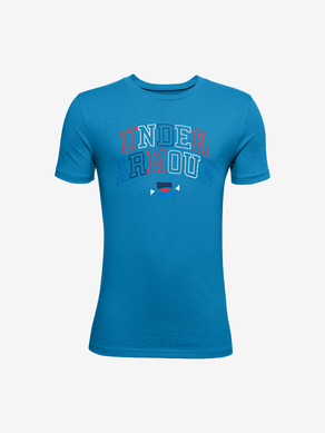 Under Armour Live Multicolor Wordmark Kids T-shirt