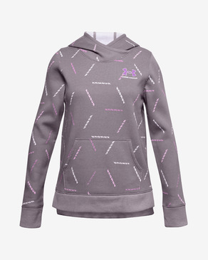 Under Armour Rival Fleece Printed Kids Sweatshirt
