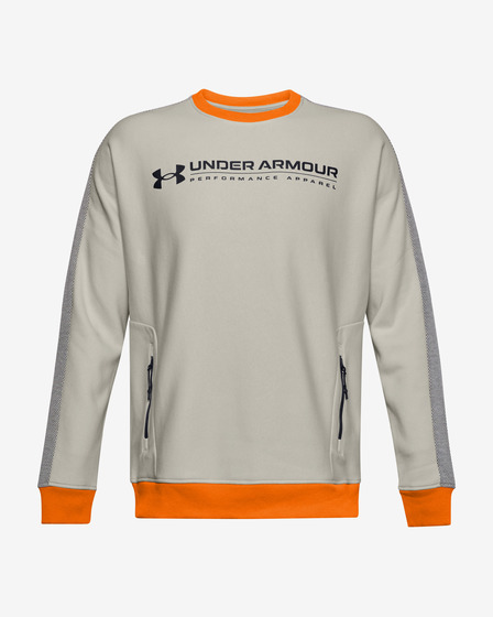 Under Armour Rival Fleece AMP Crew Sweatshirt