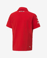 Puma Ferrari Team Kids Polo Shirt