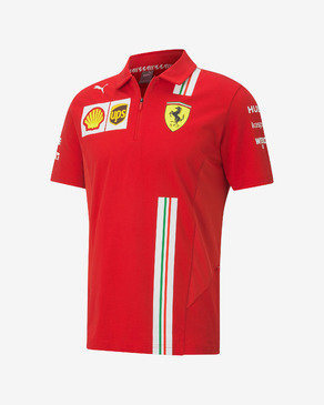 Puma Ferrari SF Team Polo T-shirt
