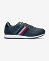 Tommy Hilfiger Tommy Leather Low Runner Sneakers