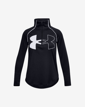 Under Armour Tech Graphic Logo Half Zip Sweatshirt