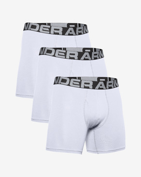 "Under Armour Charged Cotton® 6"" Boxers 3 ks"
