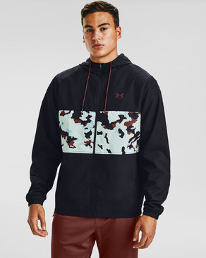 Under Armour Sportstyle Wind Camo Jacket