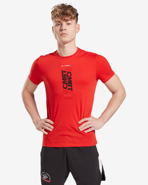 Reebok Combat Wordmak T-shirt