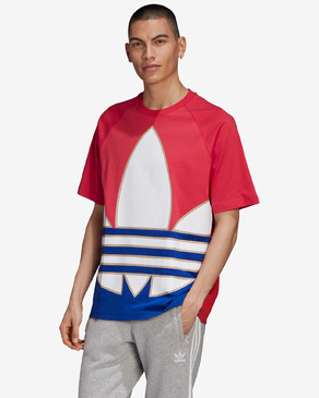 adidas Originals Big Trefoil Colorblock T-shirt