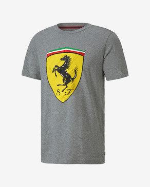 Puma Ferrari Race Big Shield T-shirt