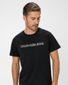 Calvin Klein Outline Logo Back Print T-shirt