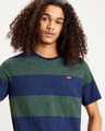 Levi's® Rugby Stripe Dress Blue T-shirt