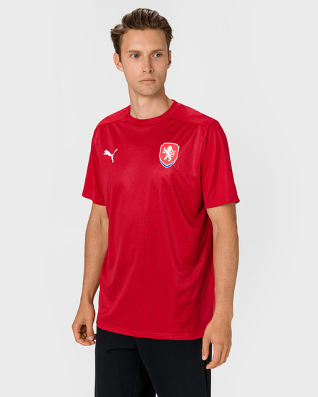 Puma Česká Republika Football Culture T-shirt