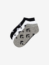 Converse Set of 3 pairs of socks