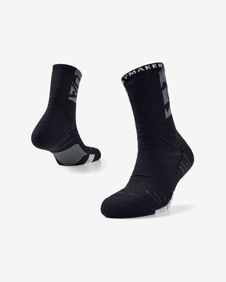 Under Armour Playmaker Mid-Crew Socks