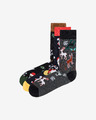 Jack & Jones Funny Santa Set of 3 pairs of socks