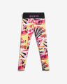 Guess All Over Print Kids Leggings