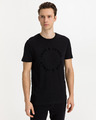 Jack & Jones Circle Flock T-shirt