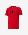Puma Ferrari Race Big Shield Kids T-shirt