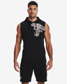 Under Armour Project Rock Terry Bull Top