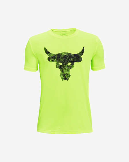 Under Armour Project Rock Brahma Bull Kids T-shirt
