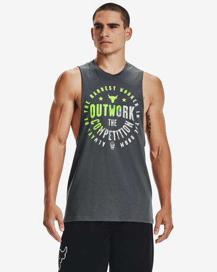 Under Armour Project Rock Outwork Top
