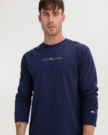 Tommy Jeans Vertical Logo T-shirt