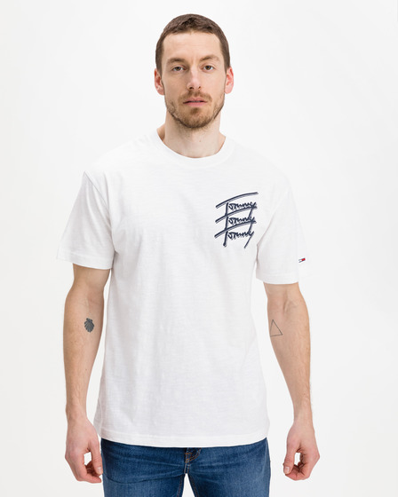 Tommy Jeans Repeat Script T-shirt