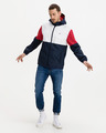 Tommy Jeans Colorblock Windbreaker Jacket