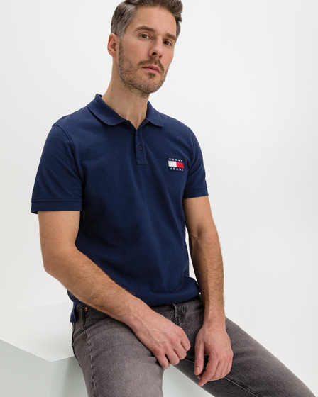Tommy Jeans Badge Polo shirt