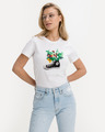 Converse Flowers Are Blooming T-shirt