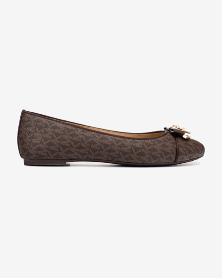 Michael Kors Alice Logo Ballet pumps