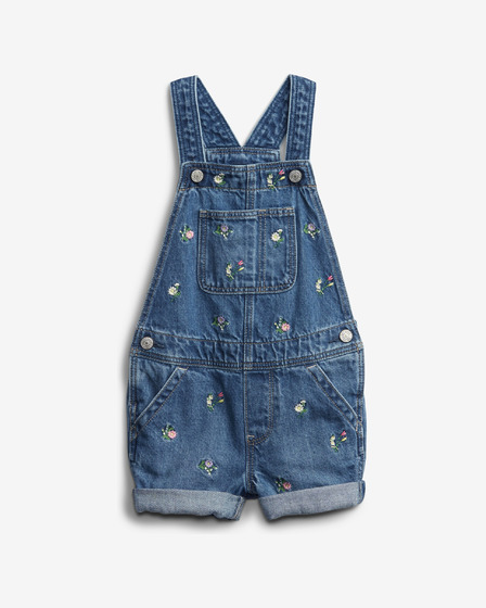 GAP Embroidered Kids Shorts