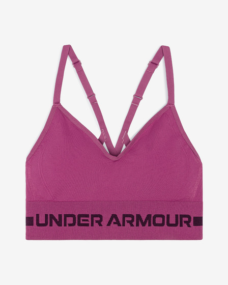Under Armour Seamless Low Long Sports Bra
