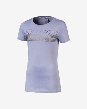 Puma Alpha Logo Kids T-shirt
