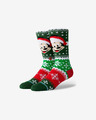 Stance Mickey Claus Socks
