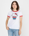 Levi's Perfect Ringer Hello Kitty T-shirt