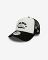 New Era Long Beach White A Frame Cap
