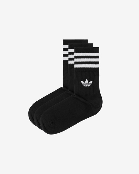 adidas Originals Set of 3 pairs of socks