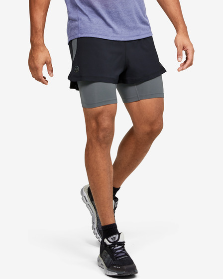 Under Armour RUSH™ Run 2-in-1 Short pants