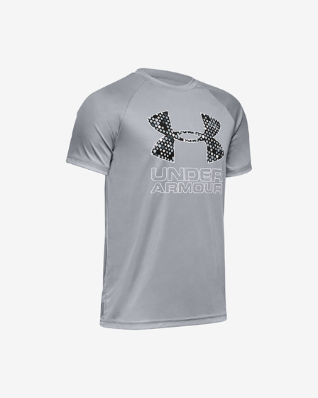 Under Armour Tech™ Hybrid Kids T-shirt