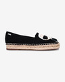 Karl Lagerfeld Iconic Espadrille