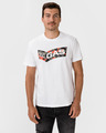 GAS Dharis/r Logo Cam. T-shirt