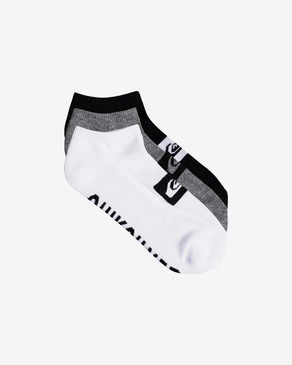 Quiksilver Set of 3 pairs of socks