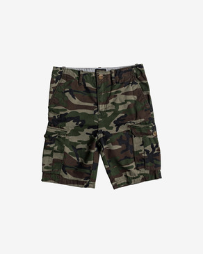 "Quiksilver Crucial Battle 18"" Kids Shorts"
