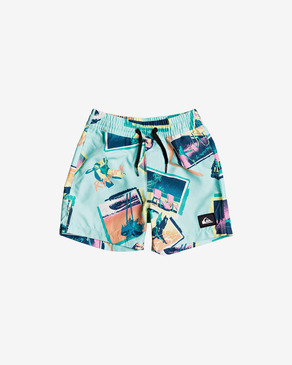 "Quiksilver Vacancy 12"" Kids Swimsuit"