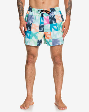 "Quiksilver Dye Check 15"" Swimsuit"