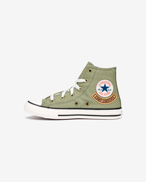 Converse Chuck Taylor All Star Pocket Hi Kids Sneakers