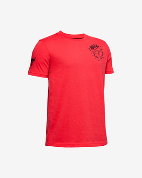 Under Armour Project Rock Iron Paradise Kids T-shirt