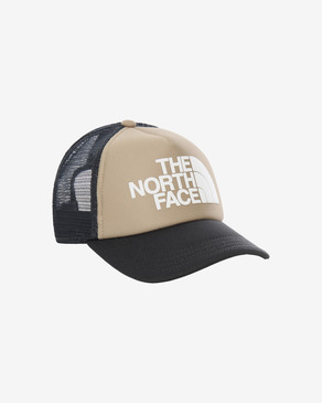 The North Face Logo Trucker Cap kids
